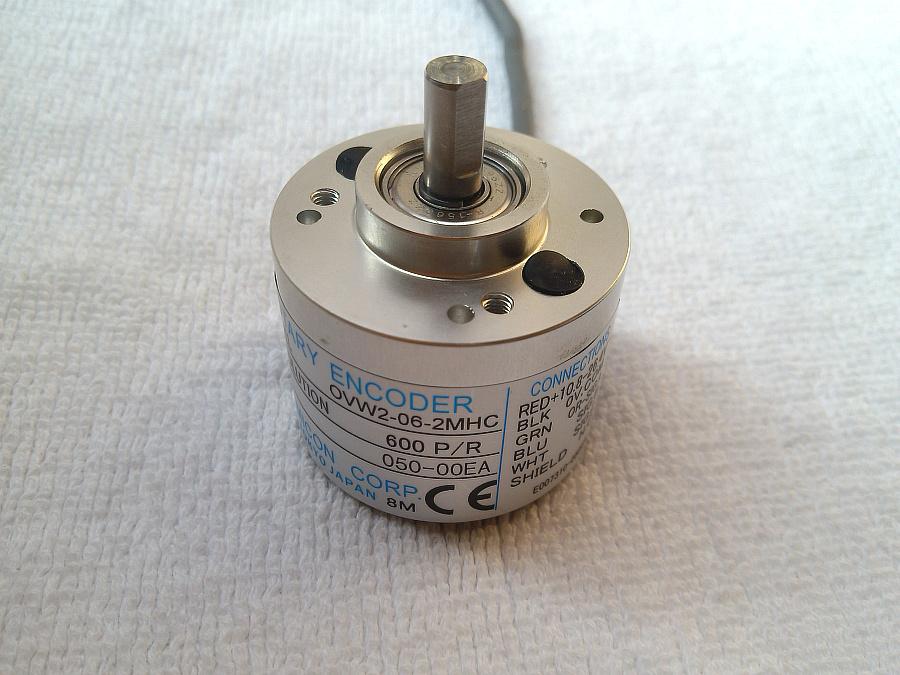 кодирующее устройство Nemicon neimi управления кодировщик/кодировщик для серво двигатель/ПЛК/импульсный кодер ovw2