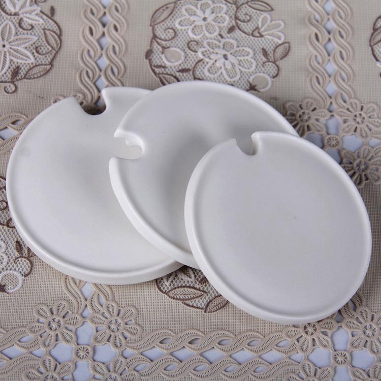 杯子陶瓷水杯马克杯带盖随行创意杯星巴克杯情侣杯 亚光杯陶瓷盖