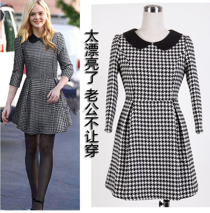 Женское платье Yikayuan 6333 2013