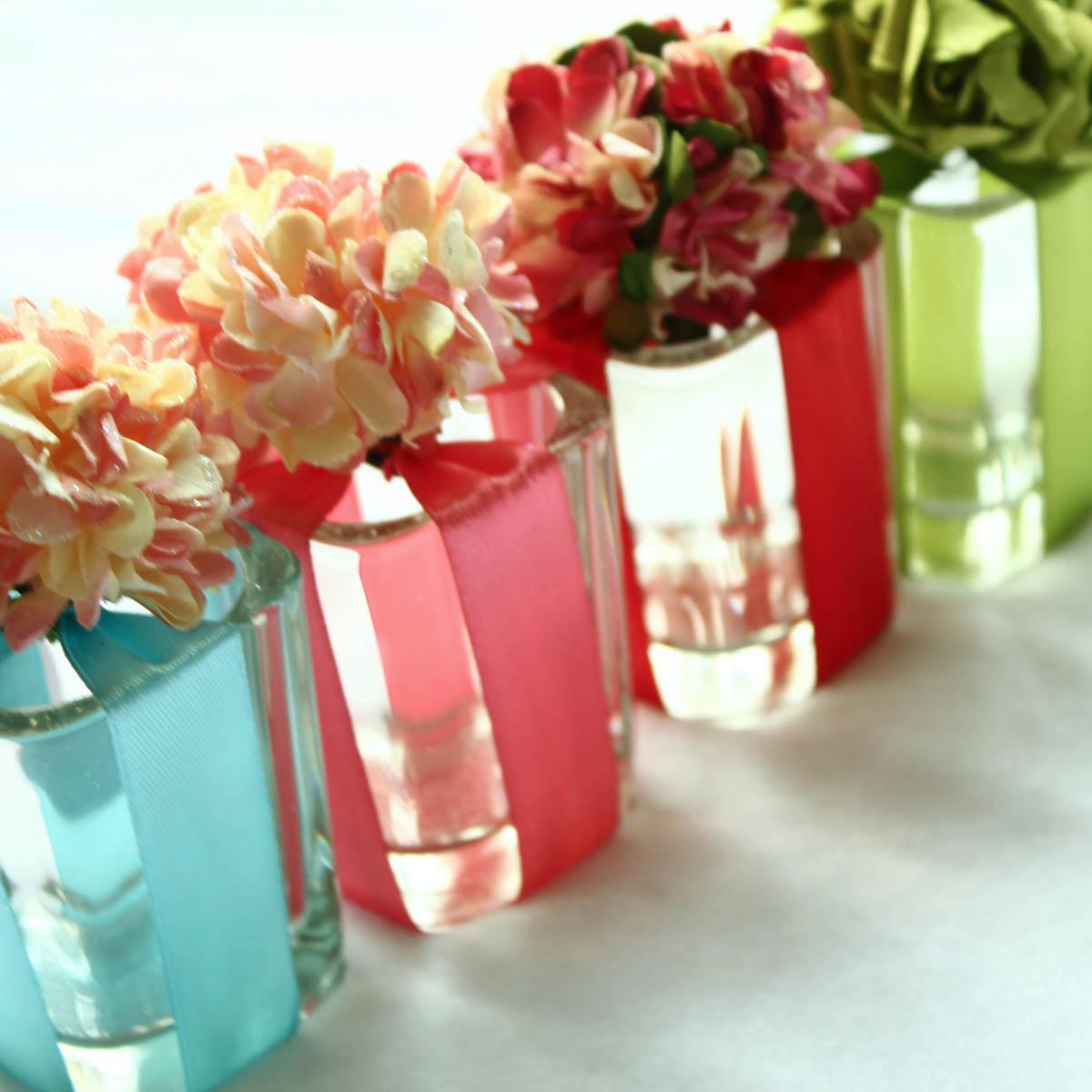 欧式喜糖盒子批发/创意喜糖袋/结婚庆用品/个性成品糖盒/玻璃瓶子