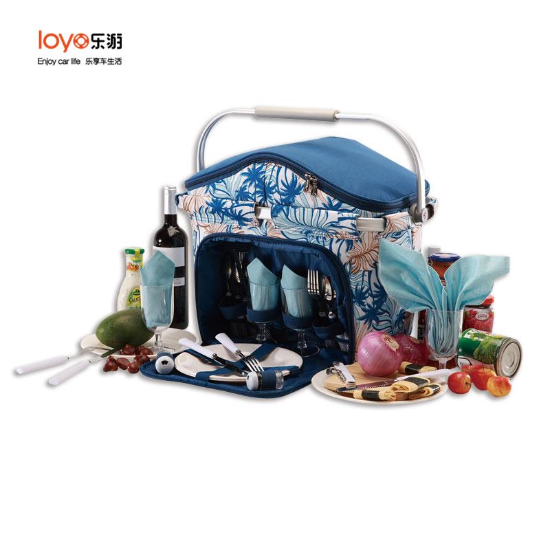 Набор посуды в сумке туристический Loyo KC/35 Loyo/Le