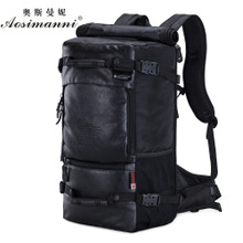 Upgrade large capacity shoulder bag computer bag backpack shoulder bag women travel backpack doubles