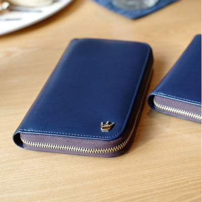 Smile Crown donbook long section of multi-function mobile phone package wallet card package