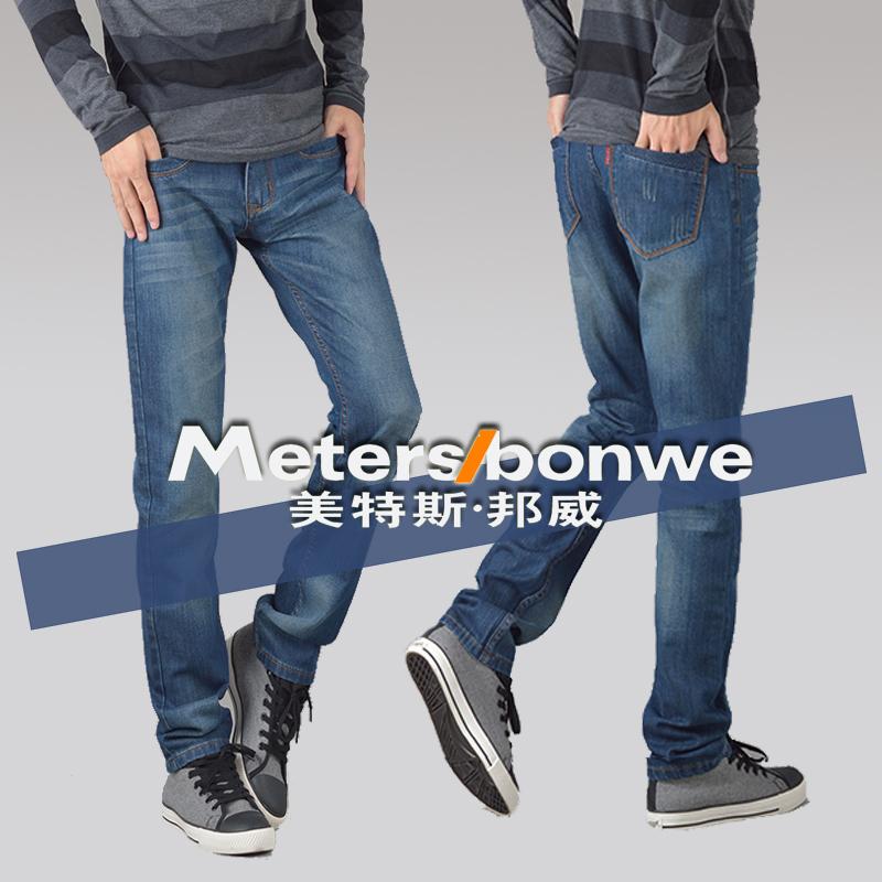 Джинсы мужские The meters Bonwe 2013