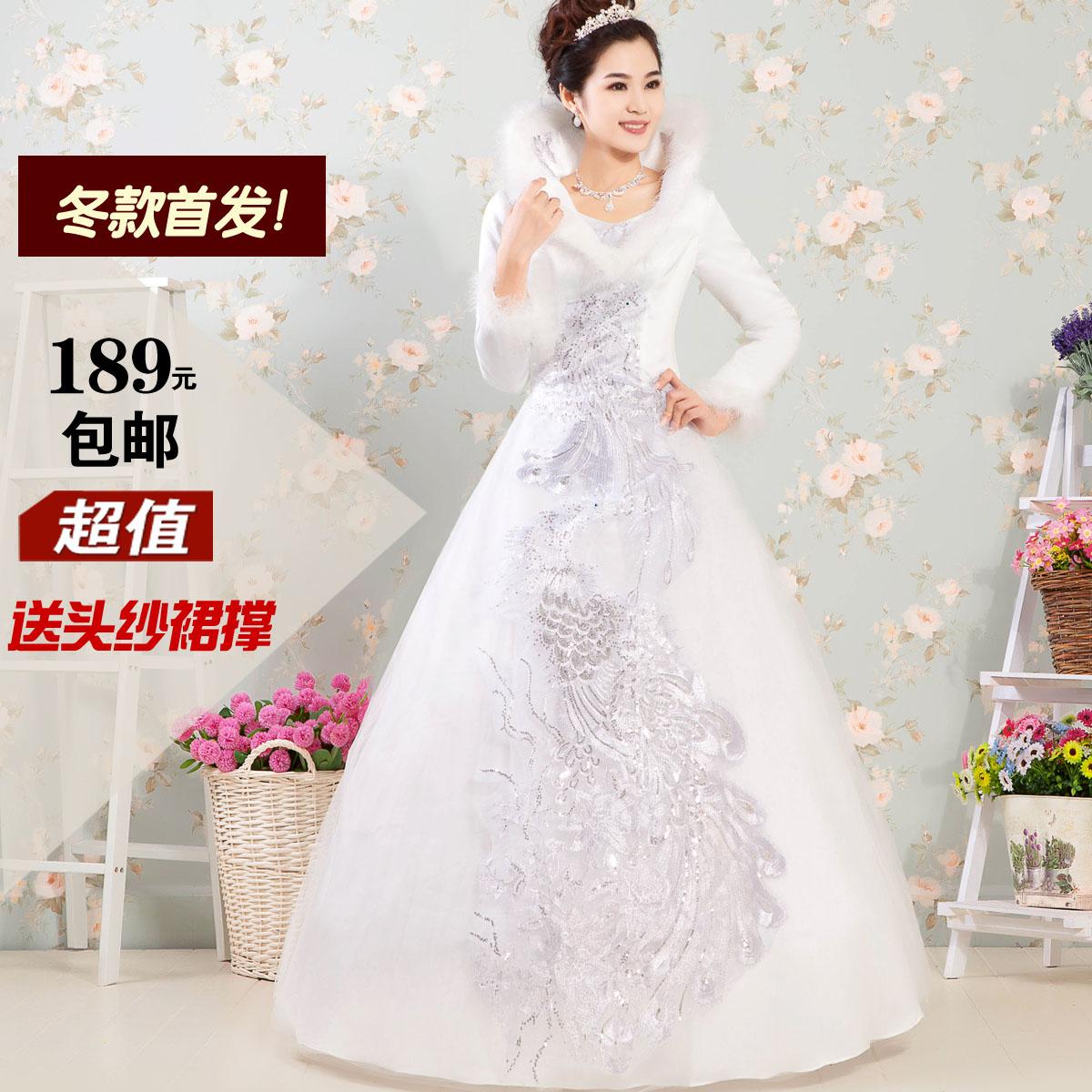 Свадебное платье Snow White 2013 02