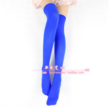 Silk stockings appeal Velvet stockings fall of European and American high-end women's sense of silk socks 4155 knee-high socks temptation