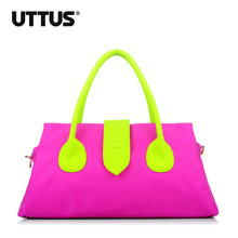 UTTUS 2015 new han edition fashion one shoulder inclined shoulder bag portable NC103 female bag leisure bag