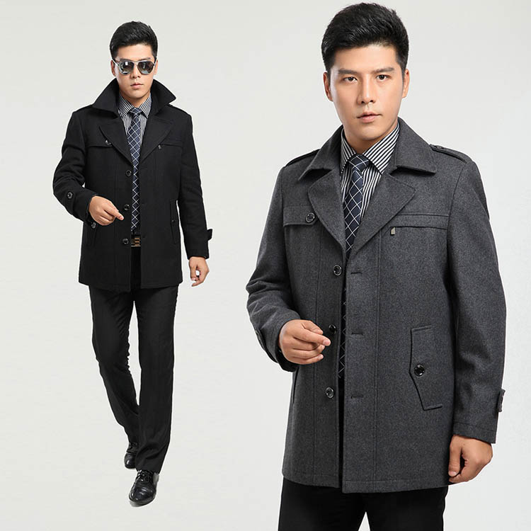Пальто мужское Goldlion 2013