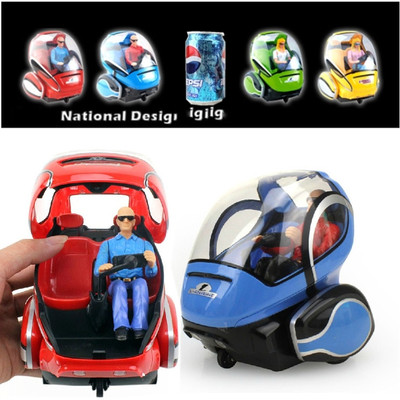 The new concept of speed 3D racing can open four-channel remote control car toys for children gift free shipping