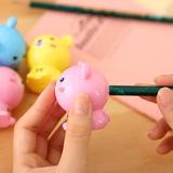 创意 韩国/日韩国时尚文具韩国创意小熊卷笔刀卷笔器小学生儿童专用奖品...