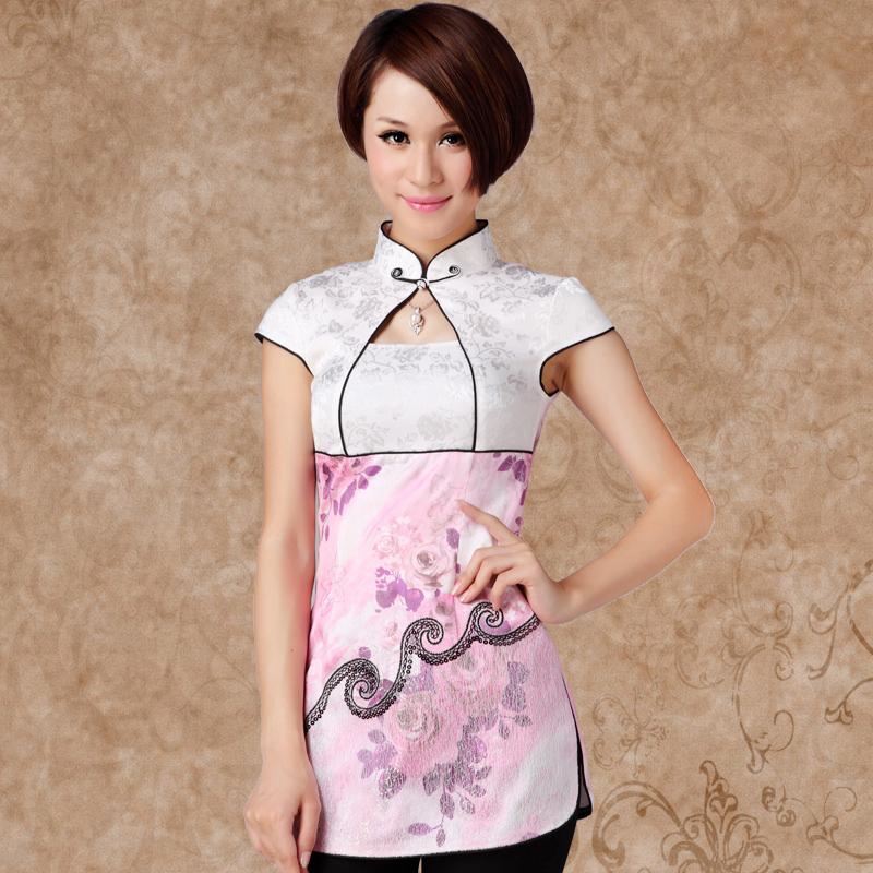 Блузка Китайская Купить