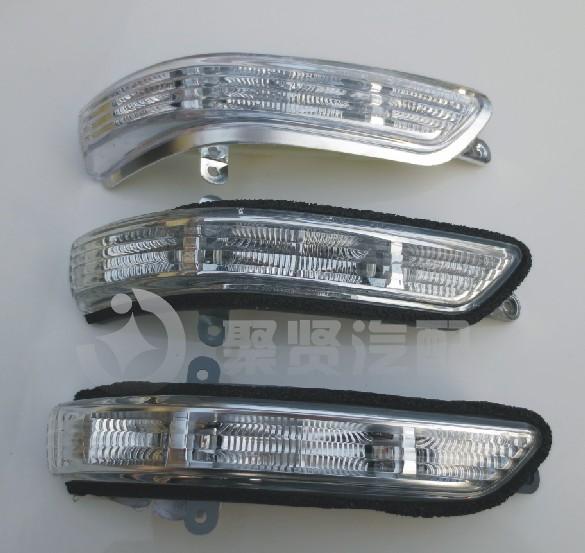 лампа Новый Buick Парле Зеркальный огни зеркало поворотники адаптивного головного освещения 08