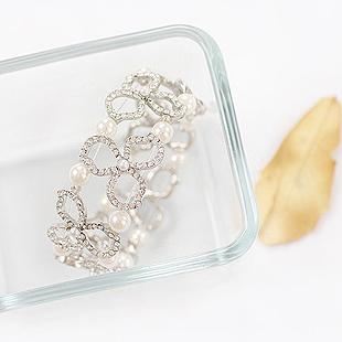 韩国进口时尚流行饰品 手饰S33029手镯手链手环
