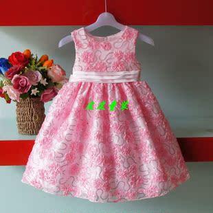 Shy Princess 13 spring and summer princess skirt girls dress children princess dress flower girl dress skirt girls tutu