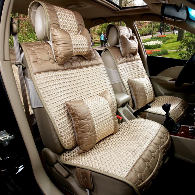 Авточехлы зимние Избегают Senkichi Volkswagen LaVida и новый новый Jetta бора и новых сезонов новых sagitar Сантана подушки сиденья