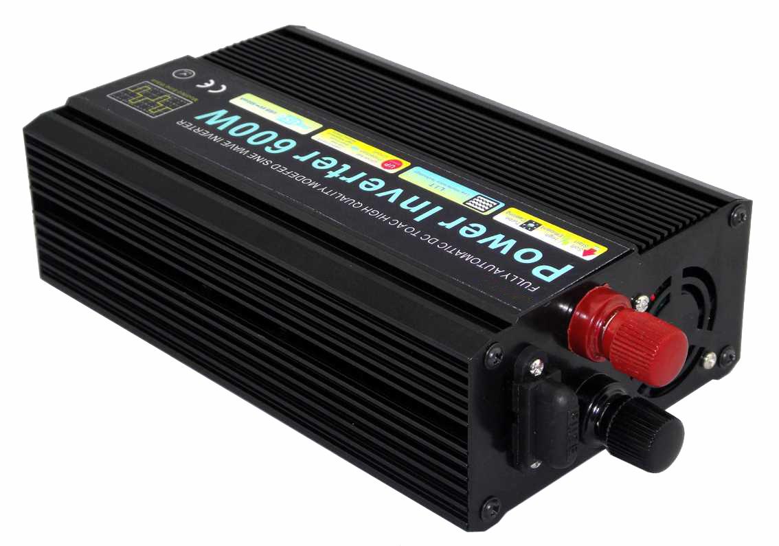 Автомобильный инвертор Vanon  600W 12V/24V 220V