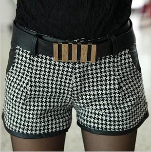 Женские брюки 0284# 2013 PU