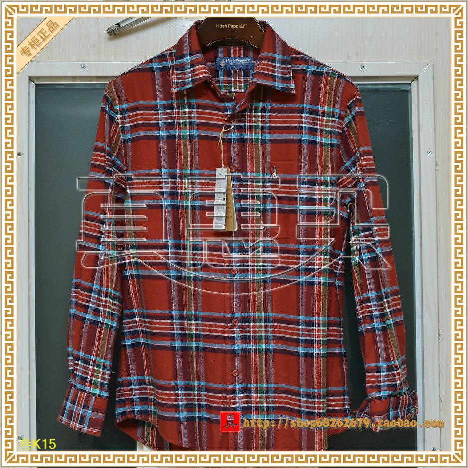 Рубашка мужская Hush Puppies 1099 PA13787