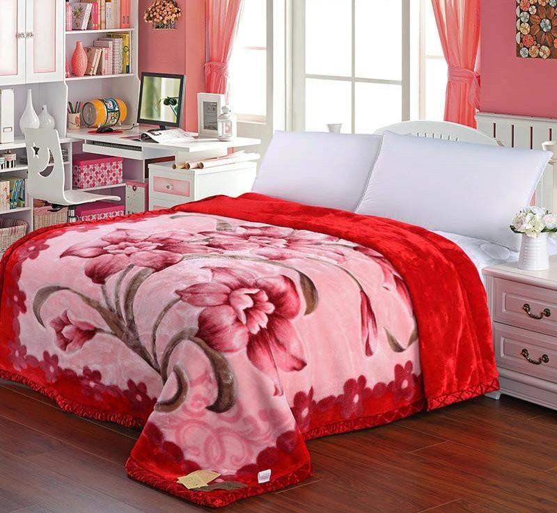 正品上海凤凰毛毯 包邮特价 冬超柔双层加厚2.0m毯子 结婚庆床品