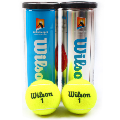 Genuine Wilson / Wilson / Wilson Australian Open Tennis Federation designated ball lay-resistant elastic good tennis