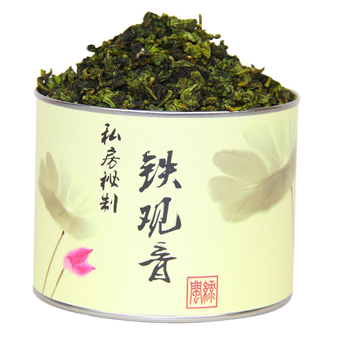 9元包邮-闽绿茶叶 安溪铁观音 清香型特级铁观音 乌龙茶 2013新茶叶 正品