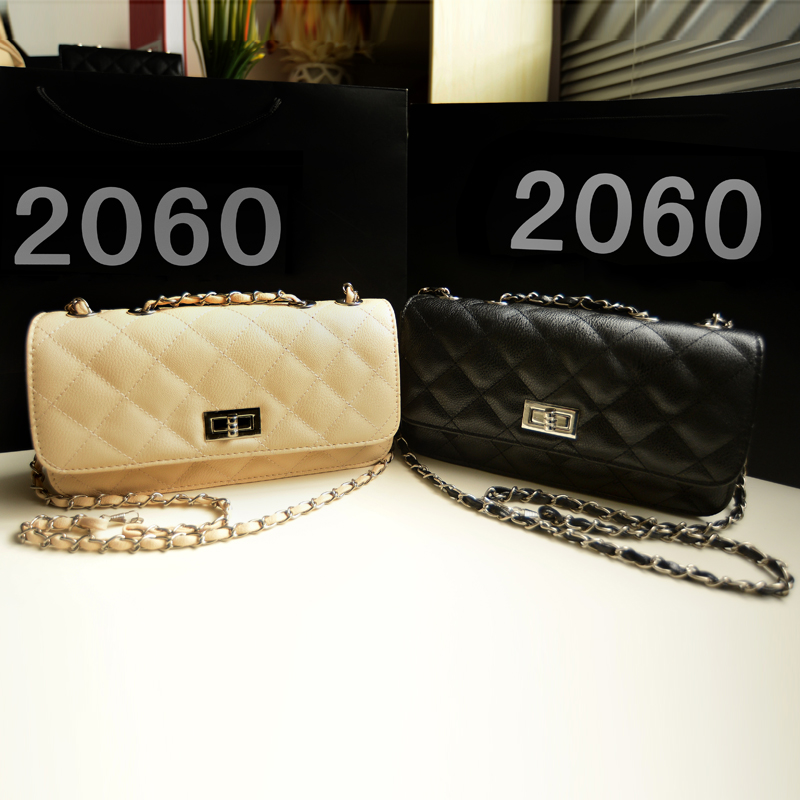 Little bag 2013 new wave new female baodan oblique cross-shoulder small Rhombus chain fashion Korean small sachet