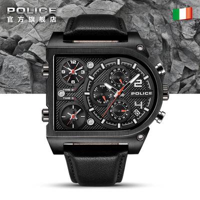 police手表的专卖店年货节