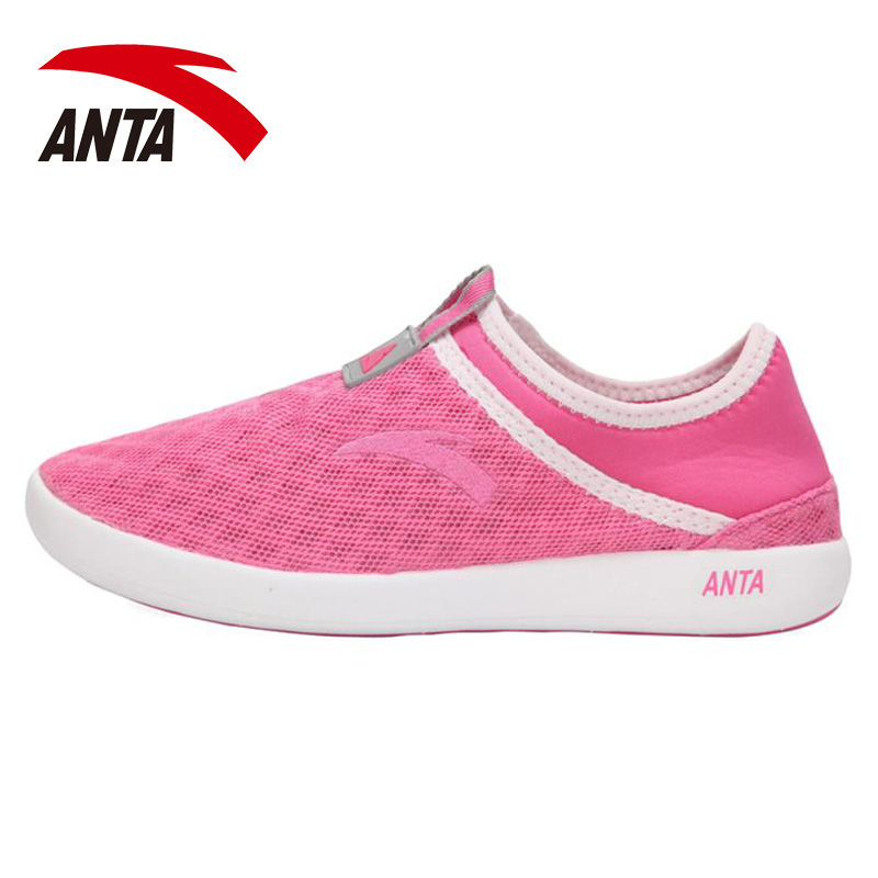 ANTA Anta shoes authentic sneakers women summer 2013 new lightweight breathable mesh outdoor shoes casual shoes