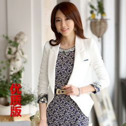 Small suit coat long sleeve shirt slim Korean style suits