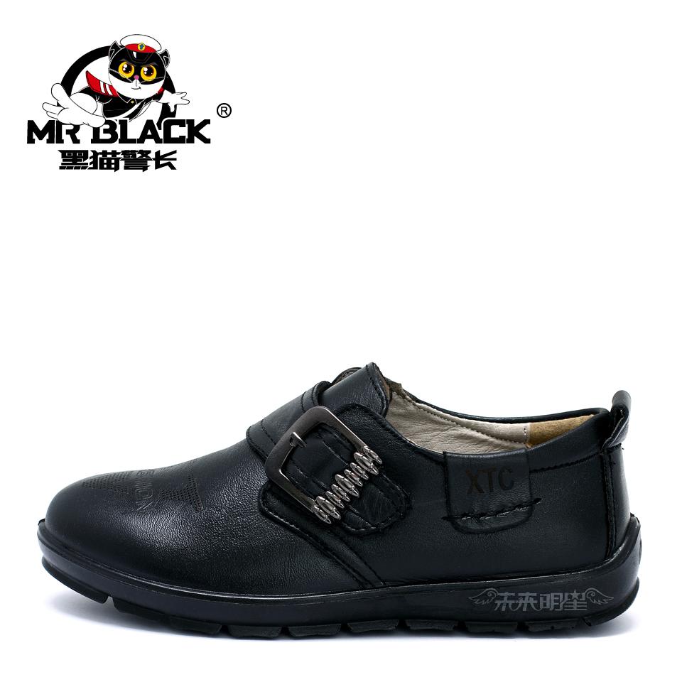 Детская кожаная обувь Black sergeant 5507 2013