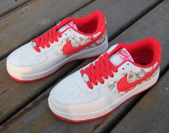 кроссовки Nike 970 Air Force Осень 2012 Универсальная Нескользящая резина