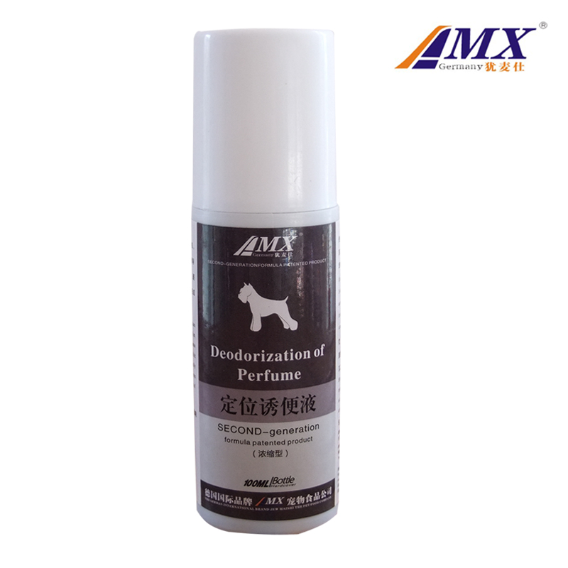Authentic Germany Mr Shi pet inducer induced by positioning positioning liquid dog defecation inducer 100ml