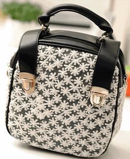 Сумка Вышивка кружева мешок 2013 новые тенденции сумочка одуванчика снег baodan диагональный плечевой сумочка мешок почта