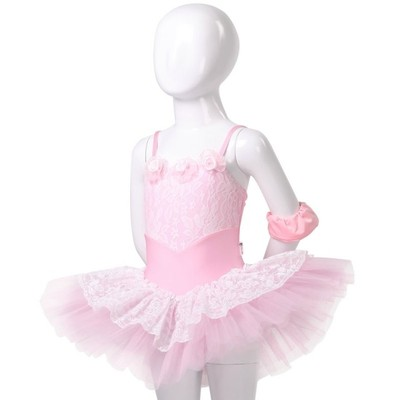 redrain sports flagship store veil children ballet dance clothes sling Siamese clothes and Specials