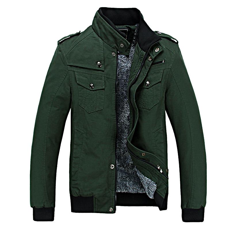 (298元)  4: 森马夹克男装2013春秋冬装新款加厚男士中长款外套立领
