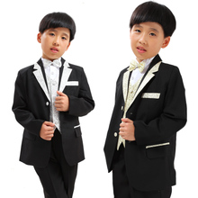 Wei Yi magnesium flower girl dresses boys clothing children dress suits boy suit xz.66 10 colors optional