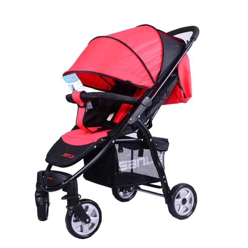 安徽三乐童车_三乐婴儿推车 可躺可坐 婴儿车 轻便 伞车 宝宝推车 儿童手推车