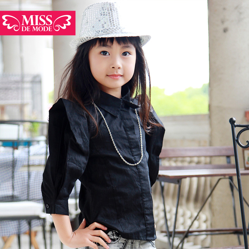 Рубашка детская Miss de mode hs21400588
