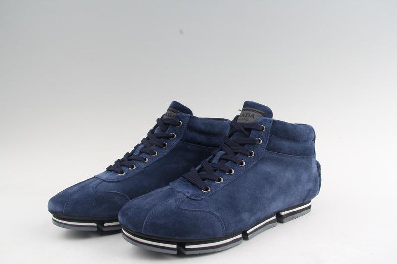 Ботинки мужские American and European brands PRA Man Casual Shoes Для отдыха Круглый носок Весна и осень
