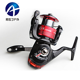 Ding Ying Wang 4000 automatic alarm fishing reels to shoot the fish in reel alarm sensitivity adjustable