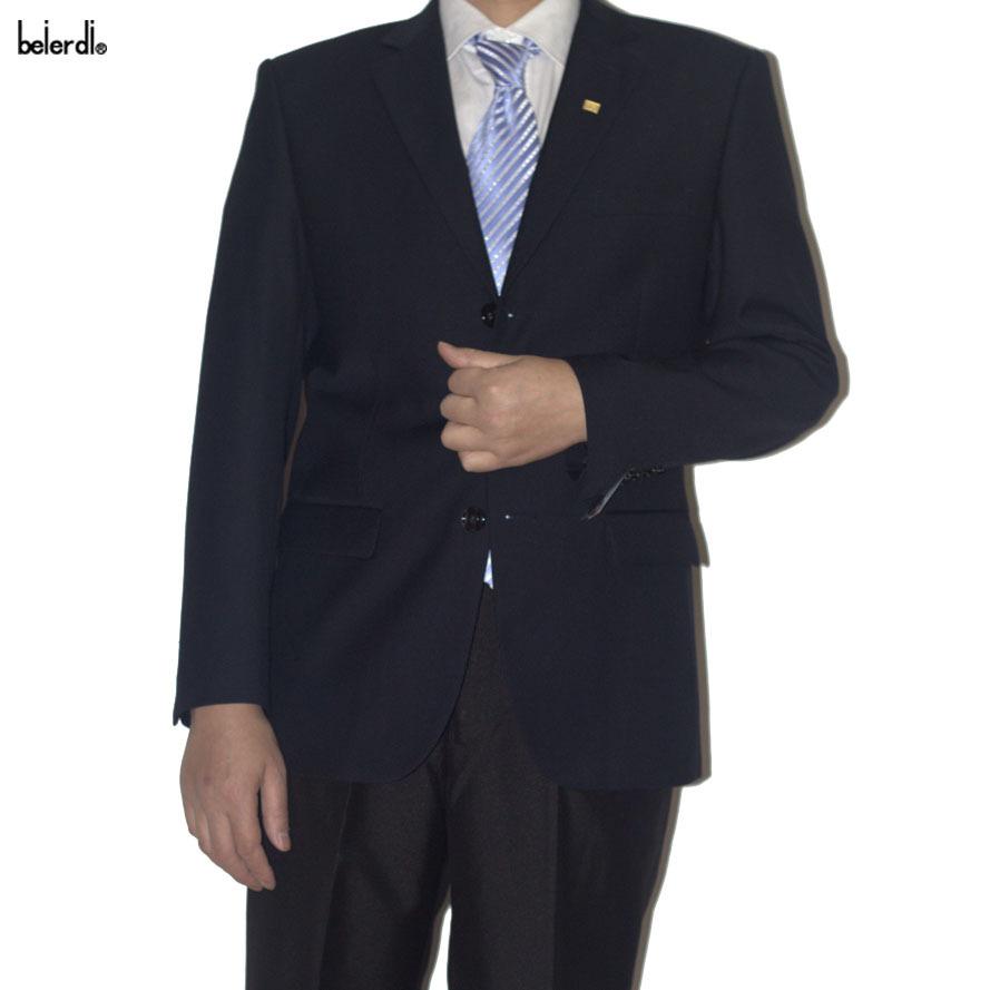 法国登喜路西装男韩版新郎西服 男休闲西服套装男士结婚礼服8659