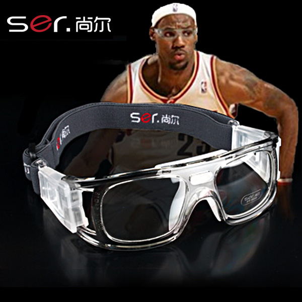Football basketball glasses glasses myopia glasses eye movements mirror glasses basketball men's basketball eye protectors picture frame