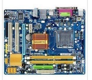 Inventory gigabyte G31 GA-G31M-ES2C ES2L 775-pin fully integrated board support Core Duo CPU