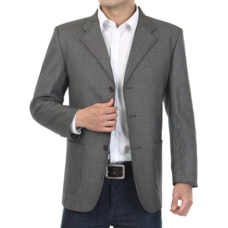 正品男装西服2013新款热卖单西中年男士商务休闲西装秋款免烫外套