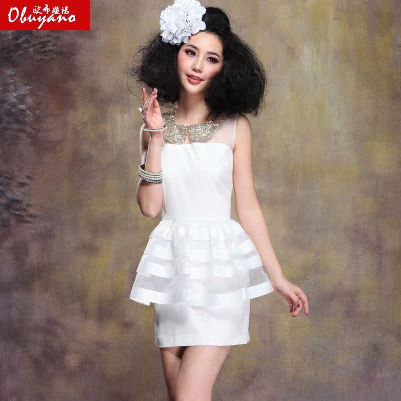 Женское платье Obuyano 132589 2013 Весна 2013