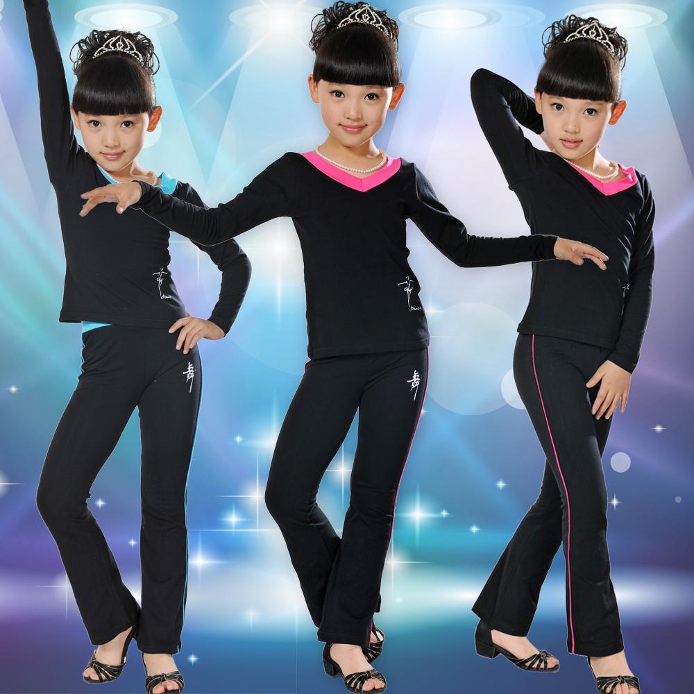 装女童练舞服比赛规定标准服演