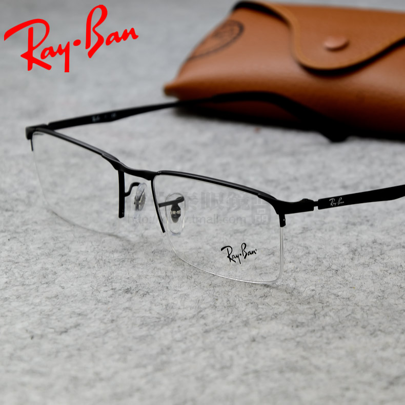 fashion optical frames 19vv  Authentic RayBan Ray-Ban glasses fashion glasses frame optical frame  glasses frame half RB 6281