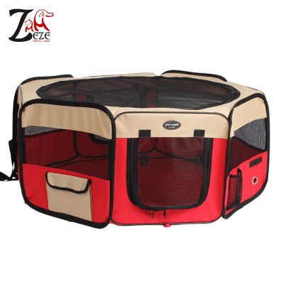 Universal acclaim rebate ZEZE go VIP tent tourism foldable puppy pet supplies small and medium sized backpack