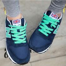 现货[半支烟]韩国代购正品2013春季新款N字母低帮休闲运动鞋5色潮