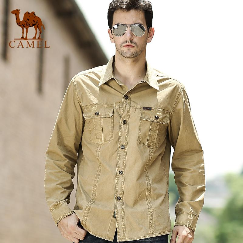 Рубашка мужская Camel 2013 3S08023